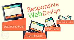 website design simple and proffessional