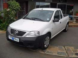 2012 Nissan NP200 1.6 A-C Safety Pack,