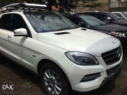 Mercedes Benz ML350New Shape 2012 Fully Loaded Asking Price 7,500,000