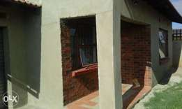 Three bedroom house for rental in Zola three Soweto