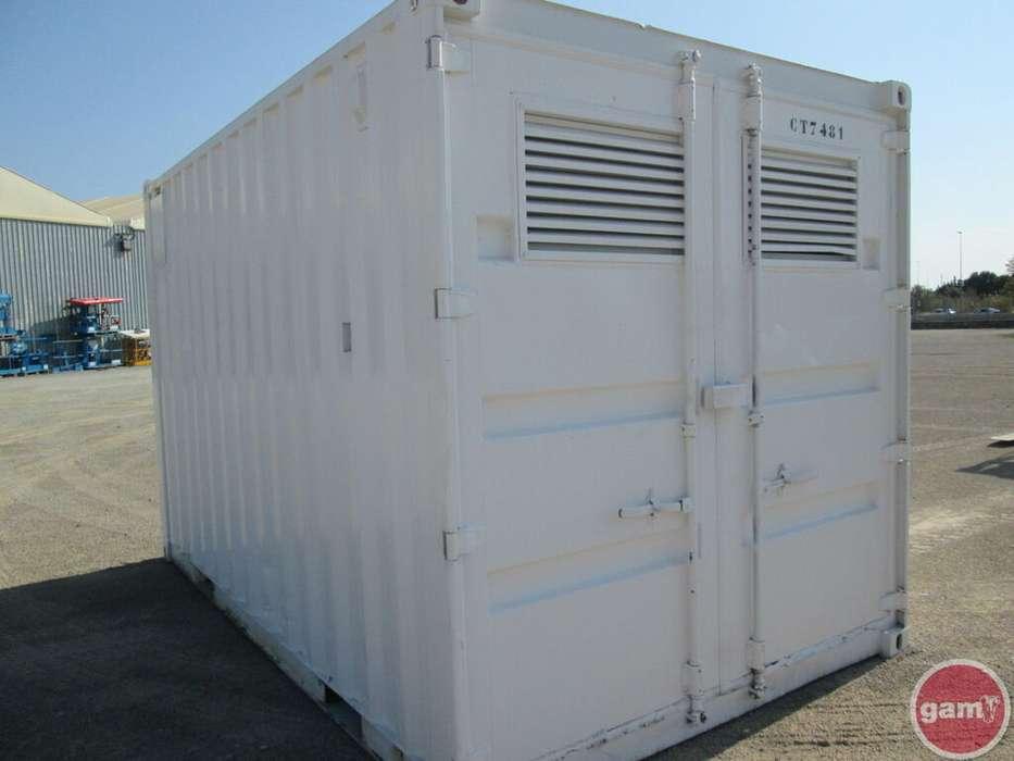 Fgwilson P110e Generator - 1999