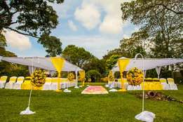 Wedding planner and events organizer