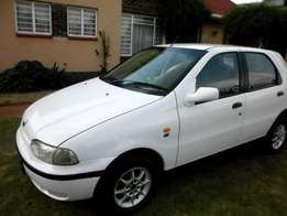 2002 Fiat Palio 1.6 EL. R31000 (Papers up to date plus roadworthy)