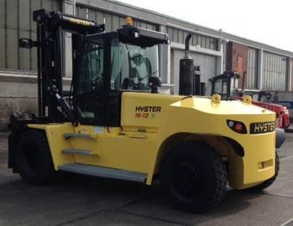 Hyster H16.00 Xm-12 - 2016