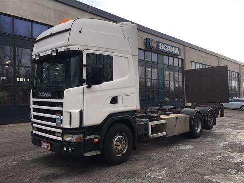 Scania R124 - 2003