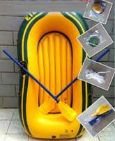 Brand New Inflatable One -Man Boat (150cm x 102 cm)