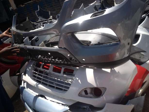 Good condition Genuine clean mercedes ML 2014 Bumper for sale Bramley - image 1