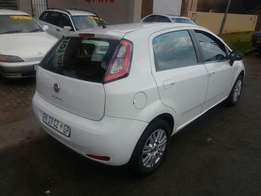 Fiat punto 1.6i manuel with 42000km accident free and in original cond