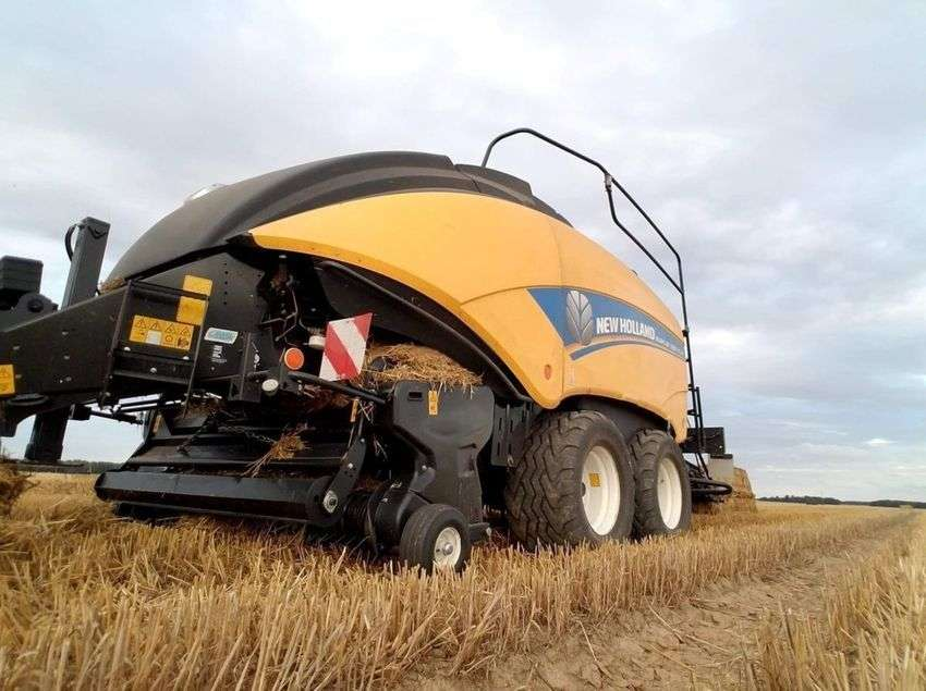 New Holland bb 1290 plus - 2017
