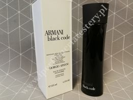armani black code 125ml cena