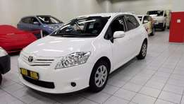 2011 Toyota Auris 1.3x. Well maintained.Full service history.