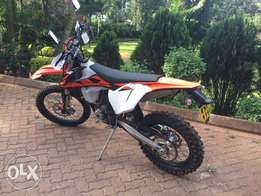 KTM Enduro 250 EXC-F For Quick Sale