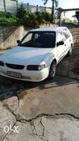 2005 toyota tazz 1.3 with aircon and rims
