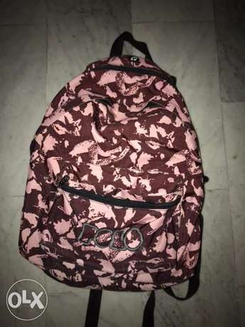 Polo backpack 2 layers great condition