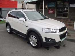 2012 Chevrolet Captiva 2.4LT Auto 7 Seater