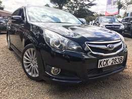 Foreign Used 2009 Subaru Legacy Sunroof Petrol For Sale - KSh1,800,000
