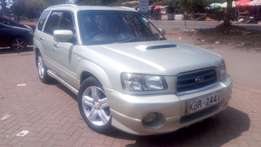 Subaru forester turbo very clean in mint condition