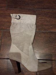 Замшеві Чоботи - Жіноче взуття в Тернопіль - OLX.ua a5f9369d6346c