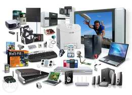 Computer Hardware and Software solutions with second hand PC, Laptop B