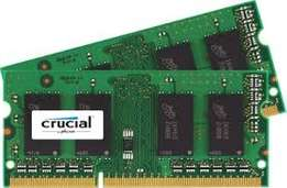 Memory for laptops and computers