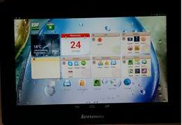 Lenovo 10.1 S6000 tablet and keyboard