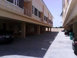 Newly Built Serviced 3 Bedroom Terrace Duplex in an Estate, all Room