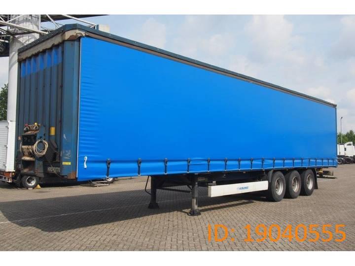 Krone SDP27 Profi Liner Edscha XL Code *** 7 units available *** - 2011