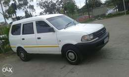 Toyota Condor 2.4 in good condition.