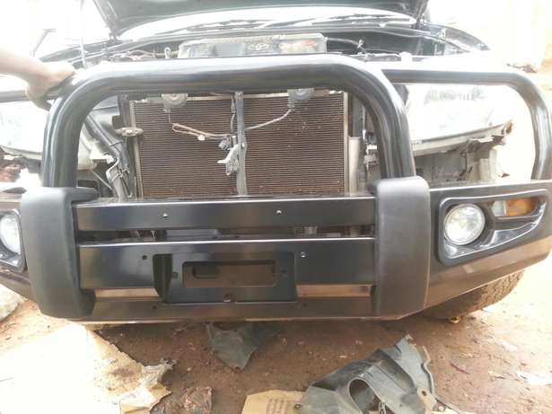 VIGO Hilux BullBar,for all models. Kampala - image 1