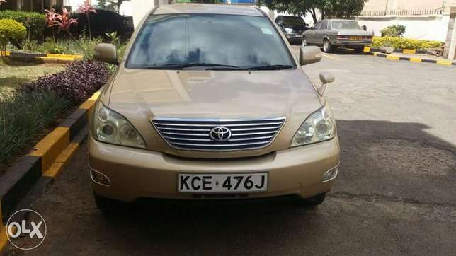 Harrier 2.4L 2009' Safi like new!!! Westlands - image 1