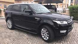 Ultra Clean Super charged Range Rover 2015 Black