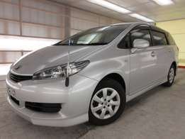 2010 model. Toyota Wish. New Shape. 1800cc ValveMatic. Auto.