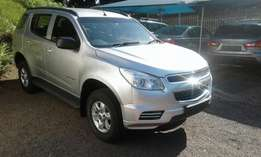 2013 Chevrolet Trailblazer 2.5d LT