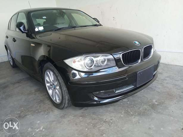 BMW 116i with leather seats Mombasa Island - image 1