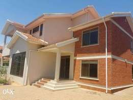 4 bedroom bungalow for rent at Kitende Entebbe