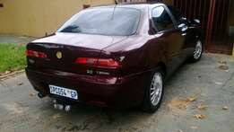 Alfa 156 2.0l Facelift for sale