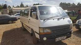 toyota hiace for sale,formely matatu but in excellent condition