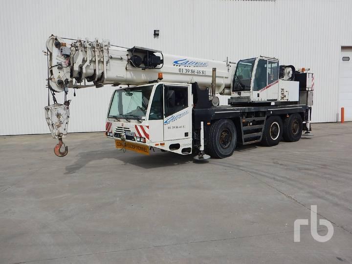 Terex AC50-1 50 Tonne 6x6x6 - 2004