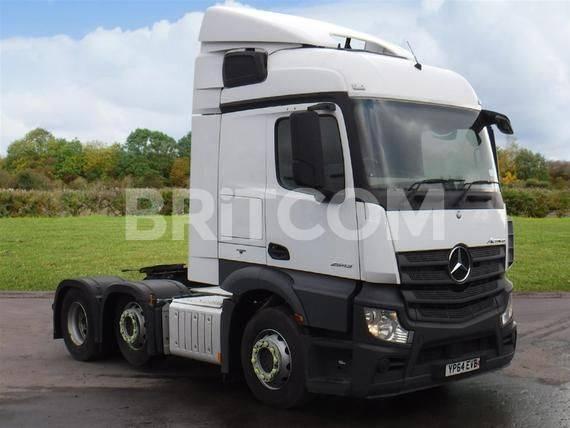 Mercedes-Benz 2543 Actros - 2014