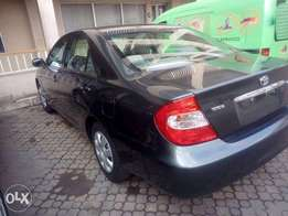 Toyota Camry 2003, Clean and sharp drive tokunbo