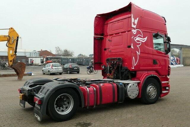 Scania R500 La Mna, V8 Motor, Topliner, Hydr. Anlage - 2012 - image 3