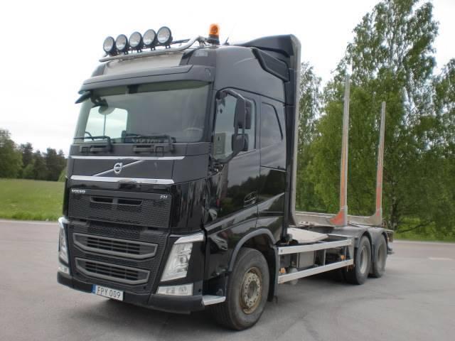Volvo Fh 6v4 Timmer - 2015