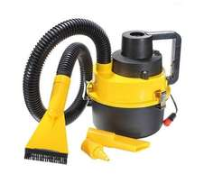 Monlove Wet And Dry Canister Car Vacuum Cleaner