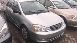 Fresh Tokunbo 2005 Toyota Corolla Le for sale