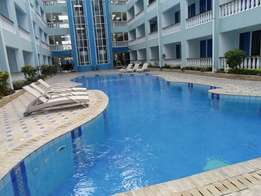 1 Bedroom Beach side fully furnished apartment for Rent in Bamburi Bea