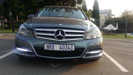 2012 Mercedes C180CGI BE 87000km.Valid Motor Plan,Excellent Condition.