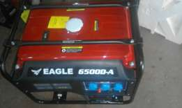 Eagle petrol engine China first class generator .
