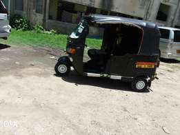 Tvs tuktuk very clean with music