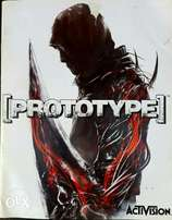 Prototype PS3 video game