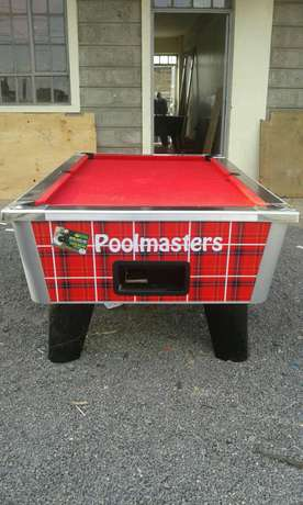 Wide jointers marble top pool table Pangani - image 2